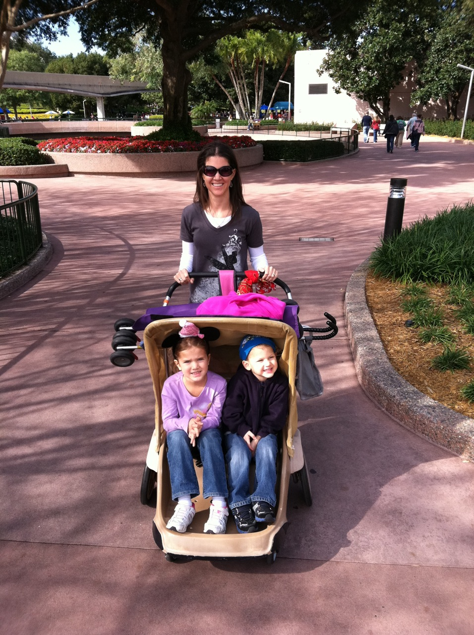Kingdom strollers coupons